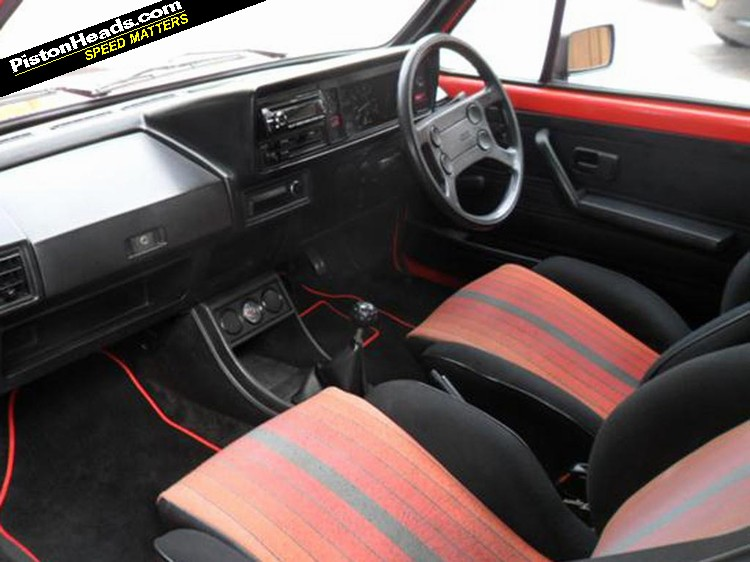 Re Volkswagen Golf Gti Mk1 Spotted Page 1 General