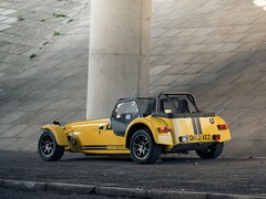 Caterham Seven stands as a major rival