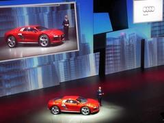 """A true masterpiece"" says Audi's boss"