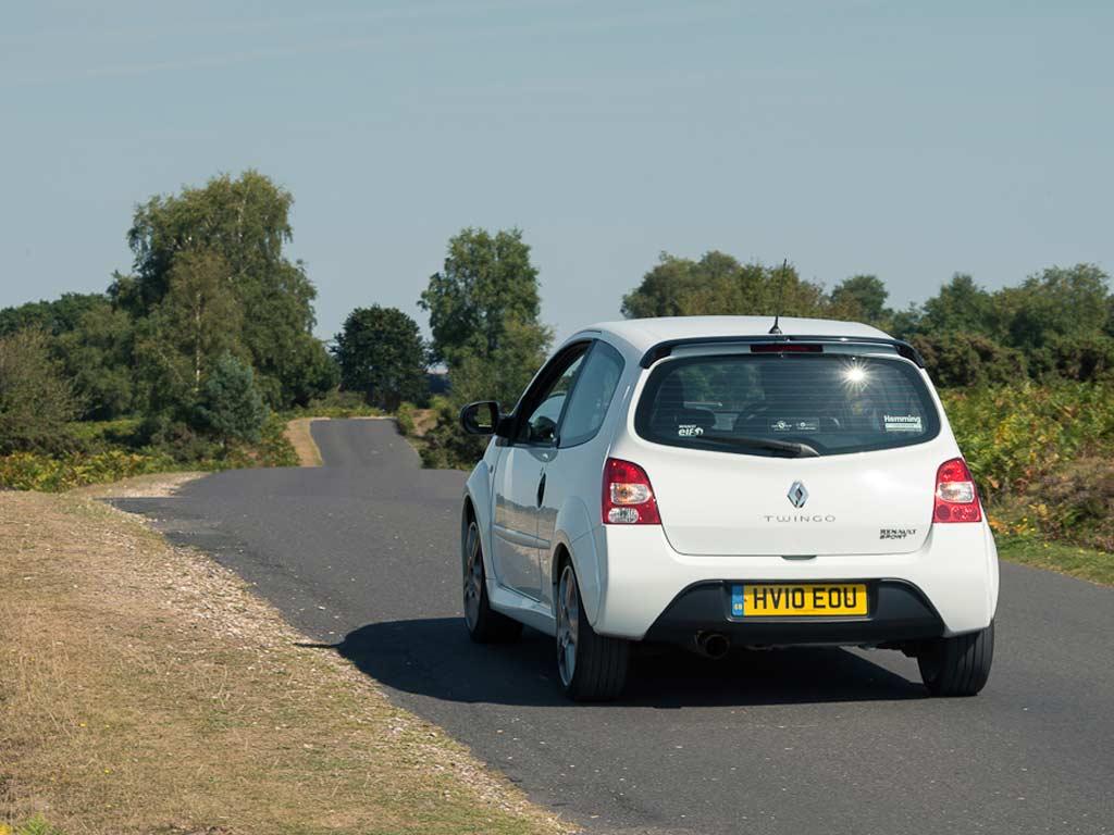 K-Tec Renault Twingo 163: Driven | PistonHeads