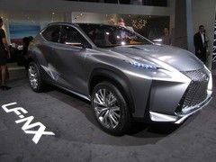 Lexus a runaway winner in 'most minging concept'