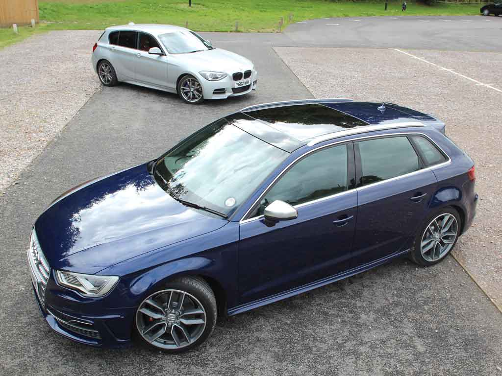 Five Door Sportback Matches Our M135i