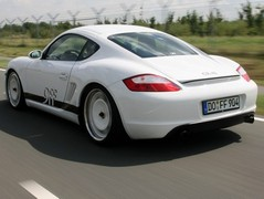 CR-42 was a 195mph Cayman