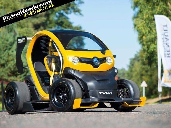 Renault Twizy For Sale: Used 2012 Renault Twizy For Sale In Surrey