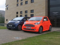 The UK Cygnet owners club out in force...