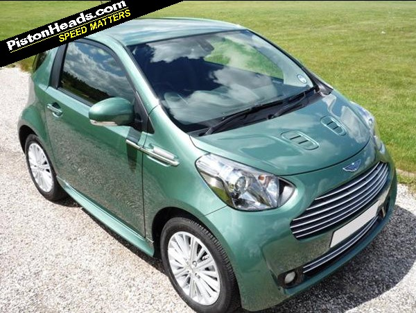 RE Aston Martin Cygnet Axed Page General Gassing PistonHeads - Aston martin cygnet for sale