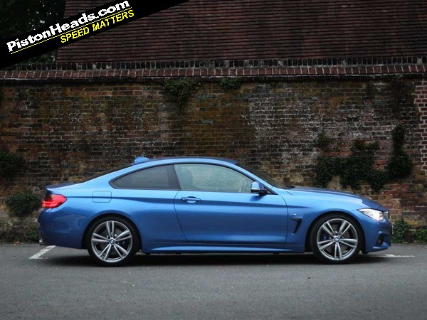 RE BMW I M Sport PH Fleet Page General Gassing - Bmw 4 series 435i m sport