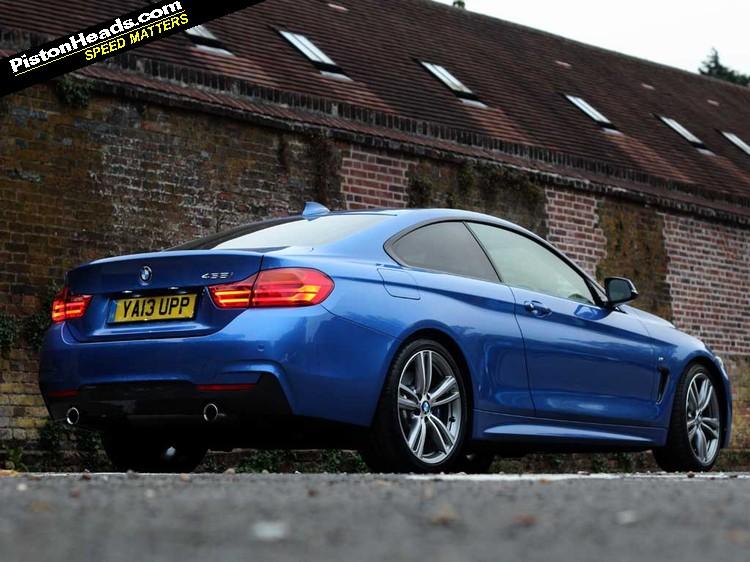 BMW 435I 05 L