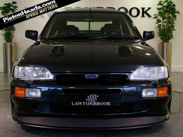 ford escort rs cosworth monte carlo spotted pistonheads. Black Bedroom Furniture Sets. Home Design Ideas