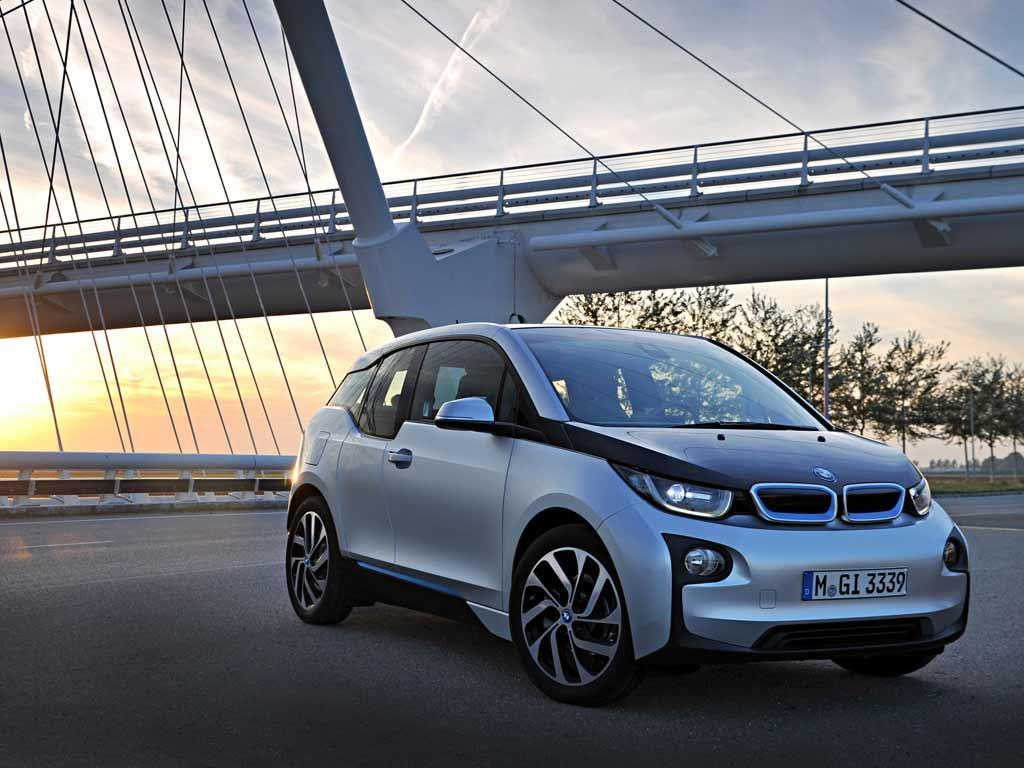 And the £25K BMW EV is a reality at last!