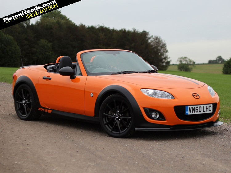 Jota Mazda Mx 5 Gt On Sale Pistonheads