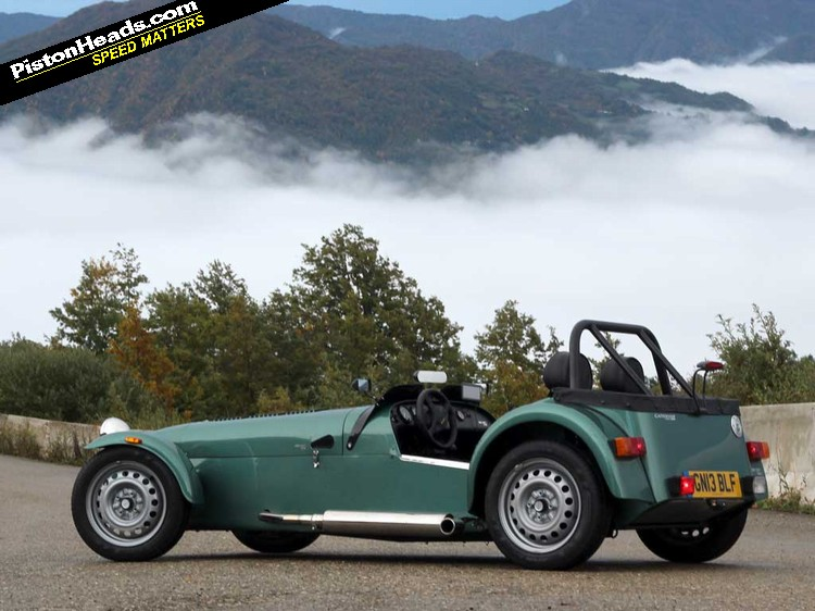 Re Caterham Seven 160 Review Page 1 General Gassing Pistonheads