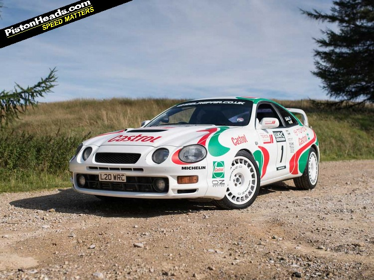 Re Toyota Celica Gt Four St205 Ph Heroes Page 1