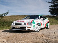 ST205 was the ultimate road-going Celica