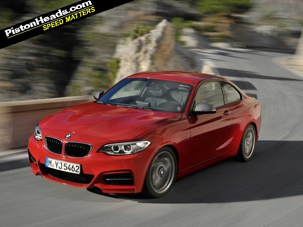 BMW Series Official PistonHeads - 2 series bmw price