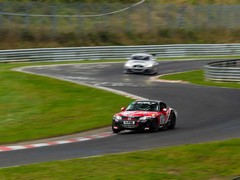 Little Mazda feels outpaced on the Nordschleife