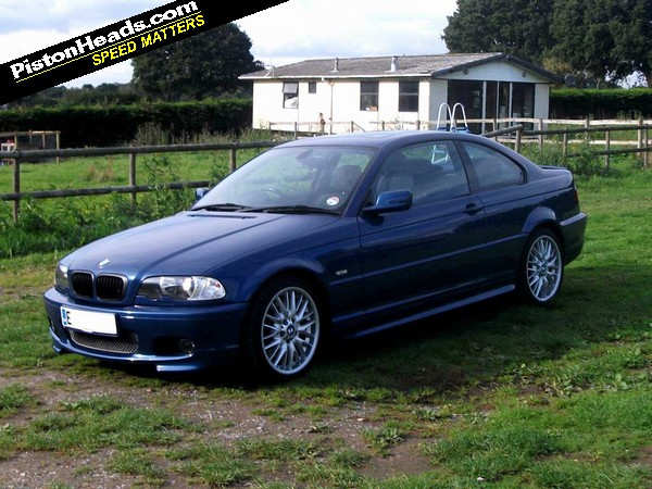 bmw 330ci m sport smg: ph carpool | pistonheads