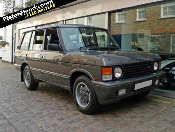 Range Rover Lse You Know You Want To Pistonheads