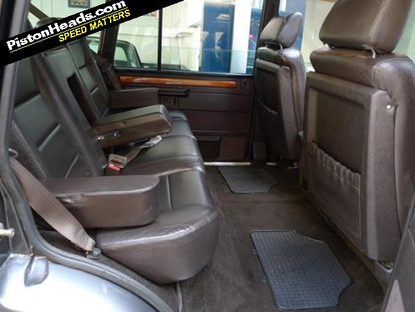 Re range rover lse you know you want to page 1 - Range rover classic interior parts ...
