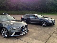 Feelgood factors humble the Audi RS6 Avant