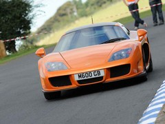 Preview event attracted true Brit supercars...