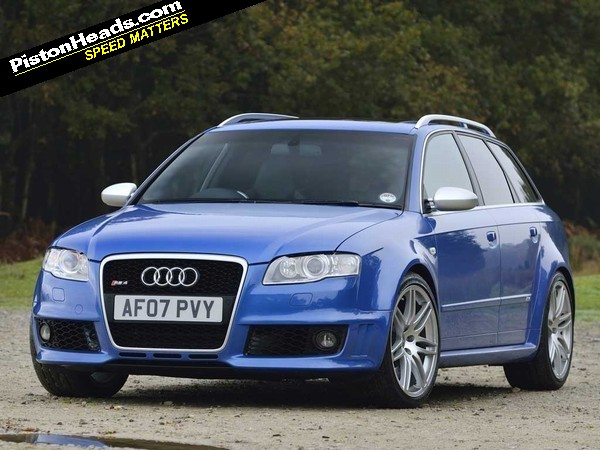Audi RS4 B7 PH Buying Guide  PistonHeads