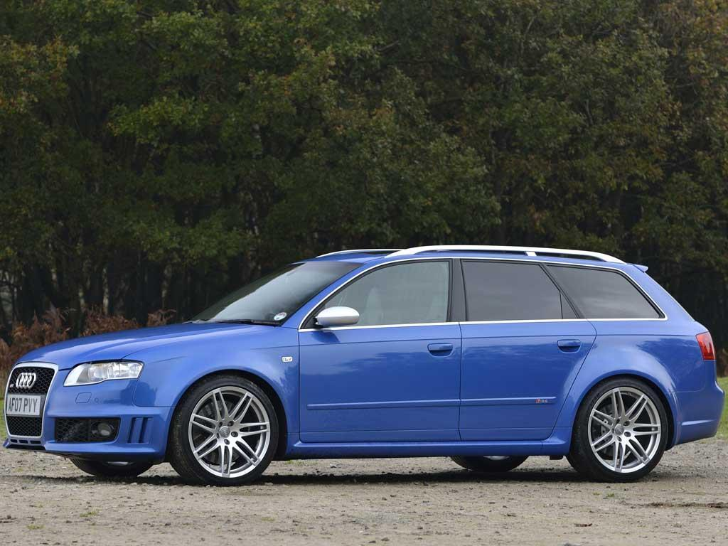 Estate one of three bodystyles for RS4