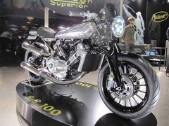 Each Brough Superior will cost over £50K