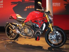 New Ducati Monster 1200 and 1200S