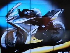 Triumph shocked all with 250cc bike news