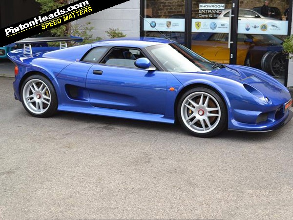 Noble M12 For Sale >> Re Noble M12 Gto Spotted Page 1 General Gassing