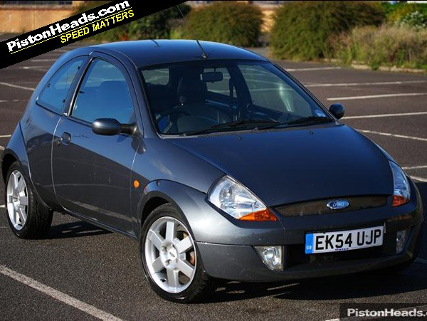 shed of the week ford sportka pistonheads. Black Bedroom Furniture Sets. Home Design Ideas