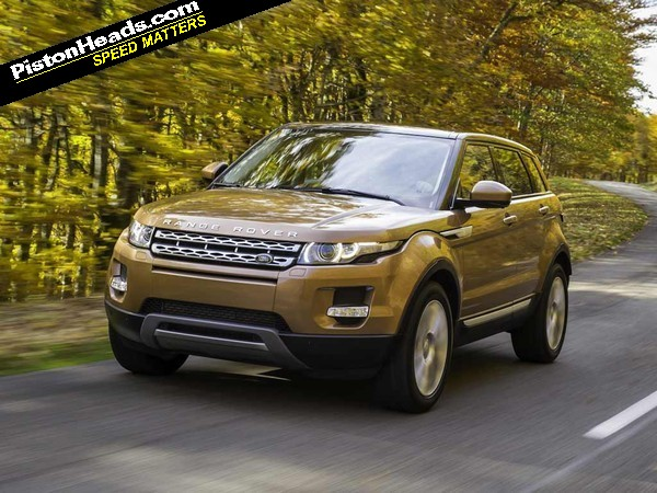 Rose Auto Sales >> RE: Range Rover Evoque MY14: Review - Page 1 - General Gassing - PistonHeads