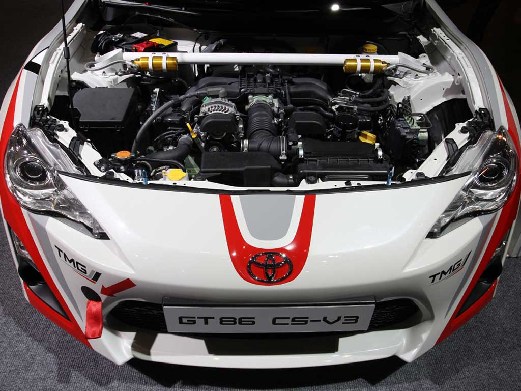 Toyota GT86 rally car confirmed | PistonHeads