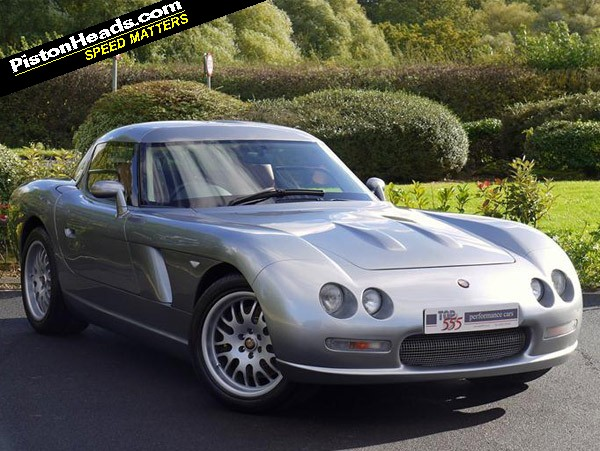 Time Auto Sales >> Bristol Fighter: Spotted | PistonHeads