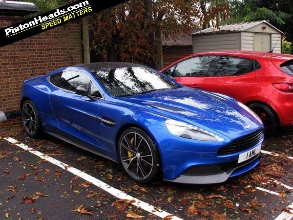 Aston martin vs maserati