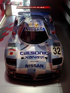 It's not just GT-R's and Z's at NISMO...