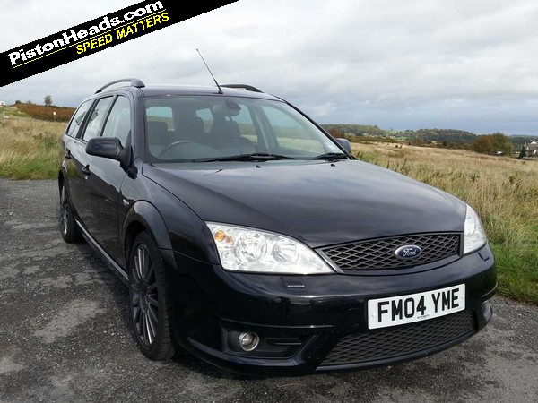 Car Ford Mondeo St220 Estate