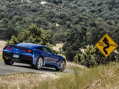 Base car's ability bodes well for Z06 and ZR1