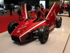A pared back sports car called a 7? Hmm...