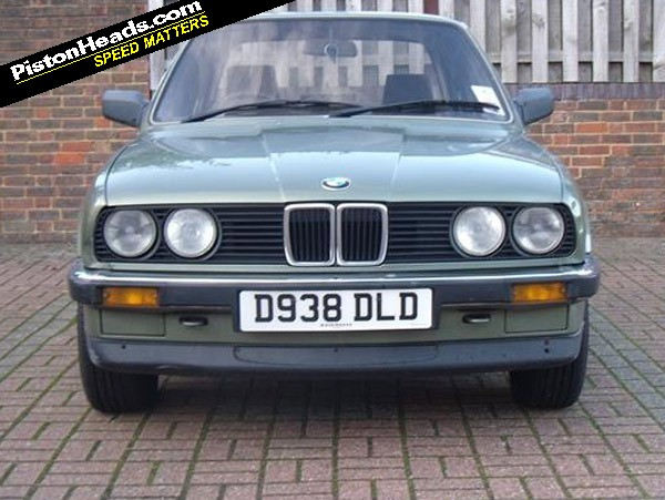 Shed Of The Week Bmw 320i E30 Pistonheads