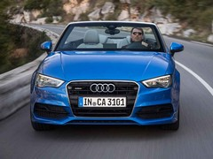How to make an Audi hatchback exciting?