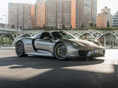 porsche 918 spyder review pistonheads. Black Bedroom Furniture Sets. Home Design Ideas