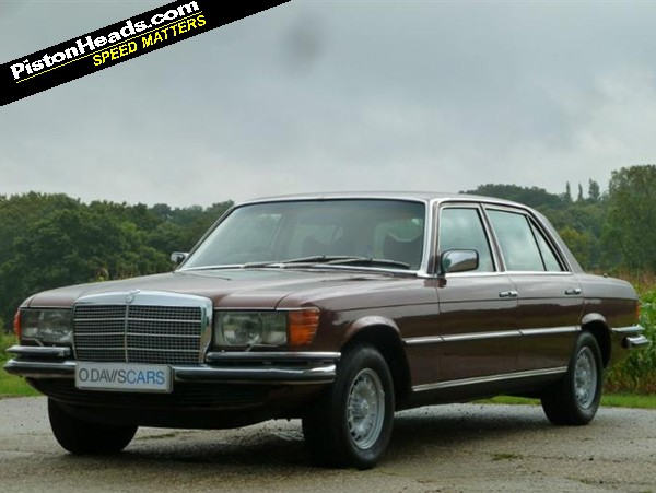 Mercedes Benz 450sel 6 9 Spotted Pistonheads