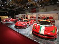 GT racing is a growing market for Ferrari