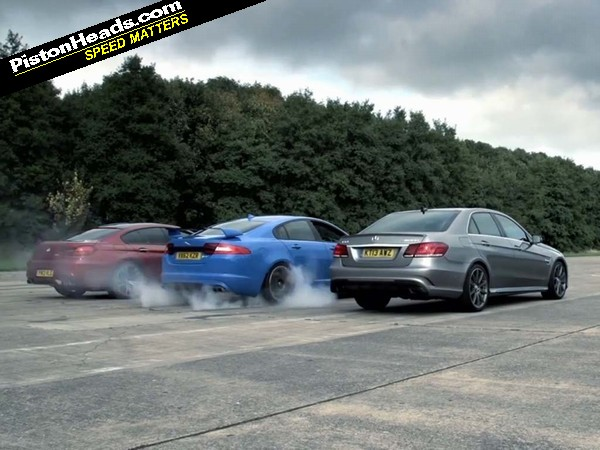 re chris harris video xfr s vs e63 amg vs m6 page 1 general rh pistonheads com