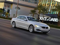 4 Series Convertible: what goes up...