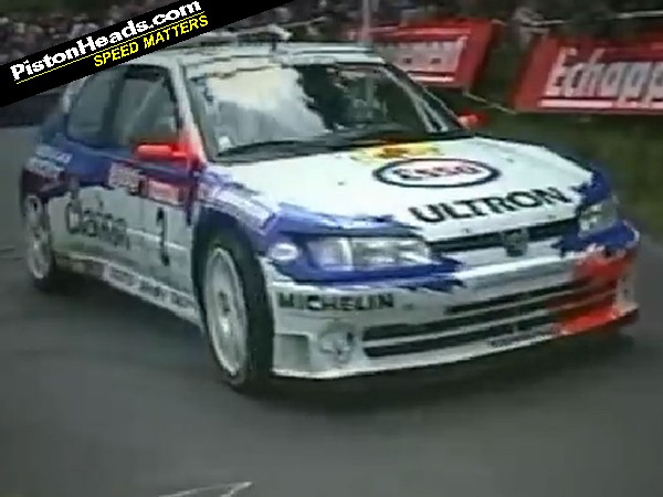 RE: Peugeot 306 Maxi: Time For Tea? - Page 1 - General Gassing ...