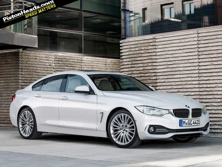 Bmw 4 Series Gran Coupe Review Telegraph | Autos Post