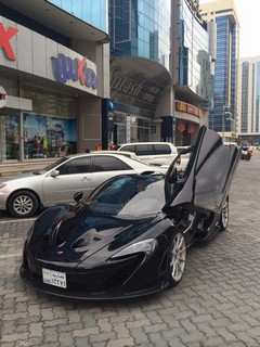 Also seen out on the street, in Abu Dhabi anyway